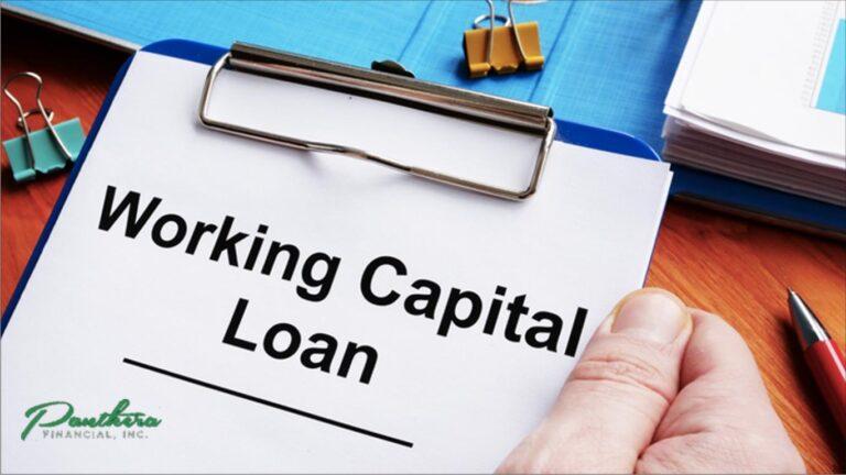 working capital loans california